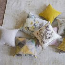 DESIGNERS GUILD  Proserpine Platinum Cushion thumbnail