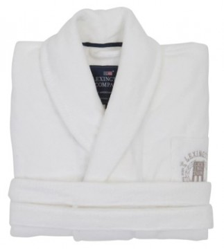 Lexington - Unisex Hotel Velour Robe