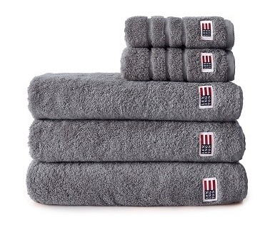 LEXINGTON - Original Towel Dark Gray