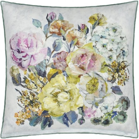 DESIGNERS GUILD - Grandiflora Rose Dusk Cushion